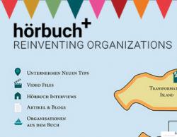 Bildschirmfoto Hörbuch+ Reinventing Organizations