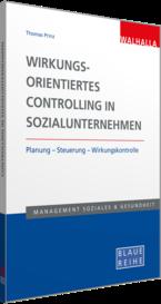Coverabbildung Buch Wirkungsorientiertes Controlling in Sozialunternehmen