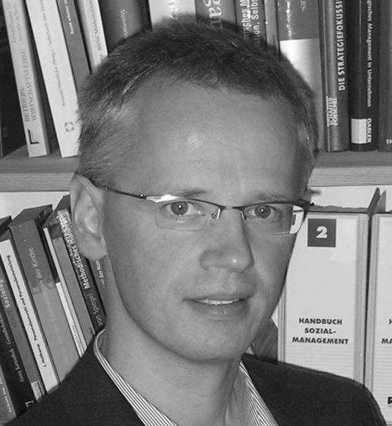Autorenportrait Georg Kortendieck