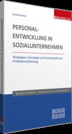 Coverabbildung Buch Personalentwicklung in Sozialunternehmen