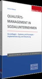 Coverabbildung Buch Qualitätsmanagement in Sozialunternehmen