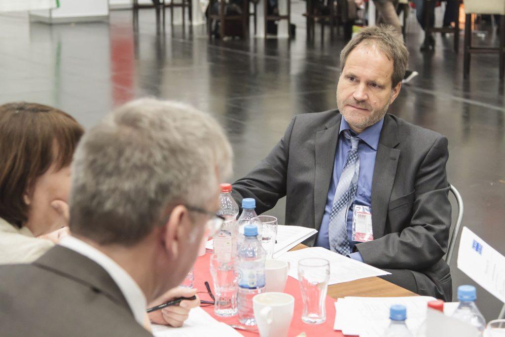 Prof. Dr. Klaus Schellberg, ConSozial 2017