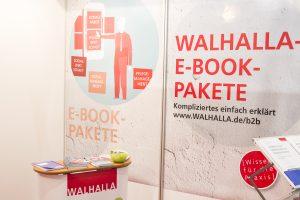 ConSozial 2017: Werbematerial für die Walhalla E-Book-Pakete