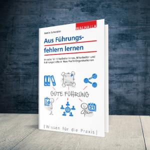 Coverabbildung Buch Aus Führungsfehlern lernen