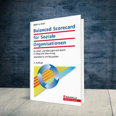 Coverabbildung Buch Balanced Scorecard für Soziale Organisationen
