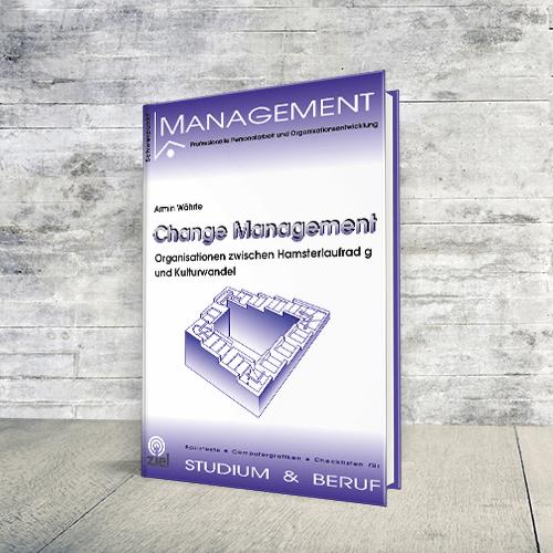 Coverabbildung Buch Change Management