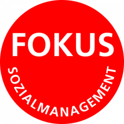 Logo des Twitter-Accounts von Fokus Sozialmanagement, @fokus_soma