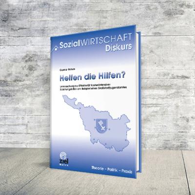 Coverabbildung Buch Helfen die Hilfen?