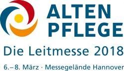Logo der Messe Altenpflege, Hannover