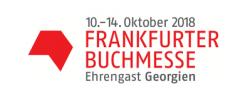 Logo der Frankfurter Buchmesse 2018