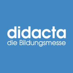 Logo der Messe Didacta, Hannover