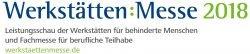 Logo Werkstättenmesse 2018 Nürnberg