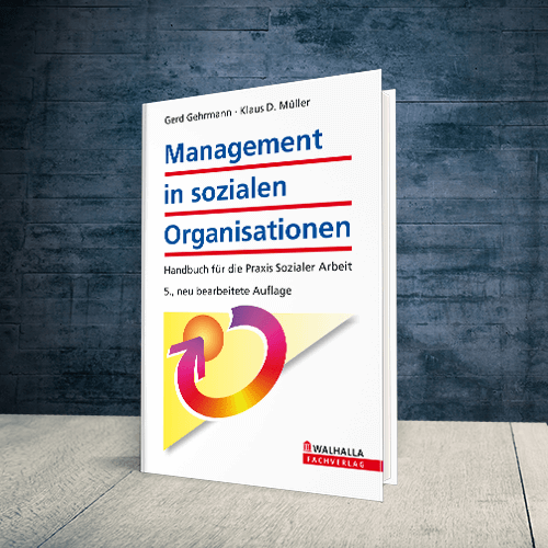 Coverabbildung Buch Management in sozialen Organisationen