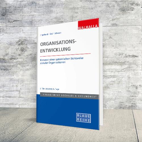 Coverabbildung Buch Organisationsentwicklung