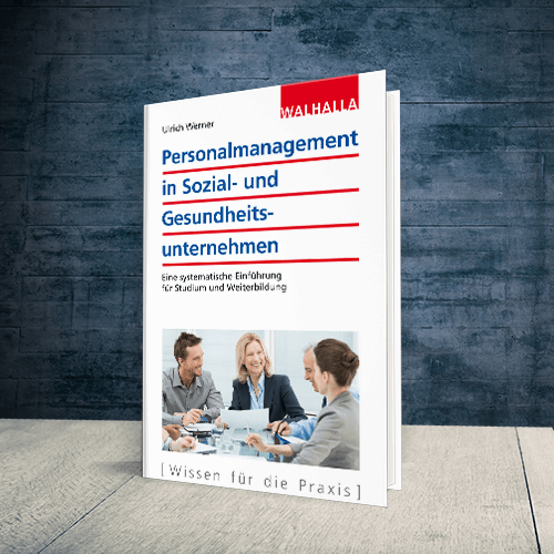 Coverabbildung Buch Personalmanagement in Sozial- und Gesundheitsunternehmen