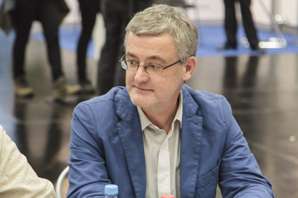 Prof. Dr. Prinz, Herausgebertreffen ConSozial 2017