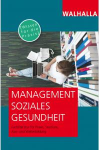 Cover Prospekt Management Soziales & Gesundheit