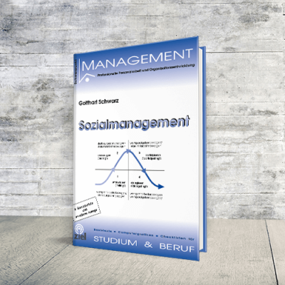 Coverabbildung Buch Sozialmanagement