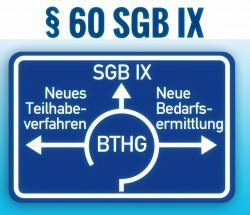 Bundesteilhabegesetz (BTHG), § 60 SGB IX
