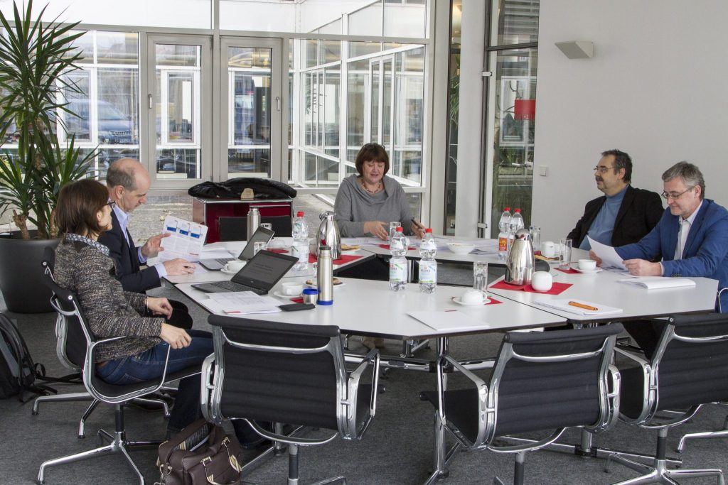 Herausgebertreffen in Regensburg, 07.02.2018
