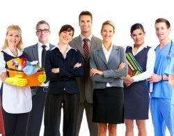 Mehrere Mitarbeiter - Mitarbeiterempfehlung in der Diakonie