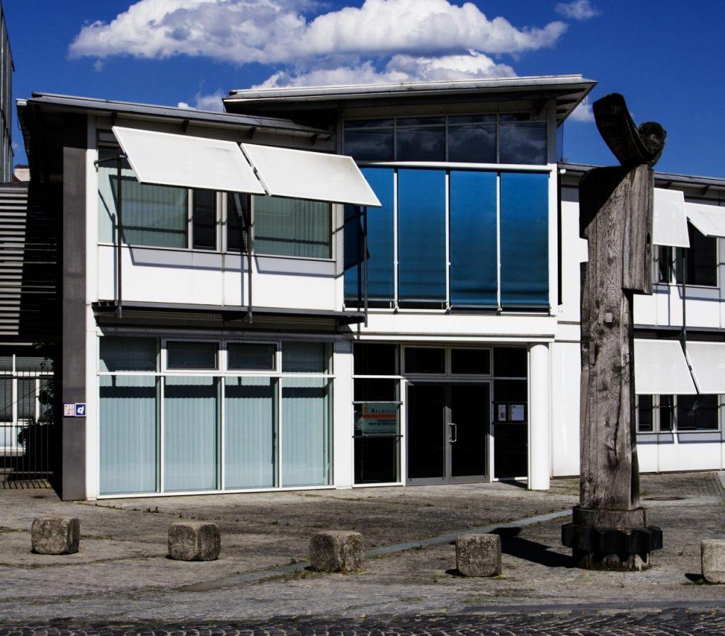 Unser Verlagsgebäude