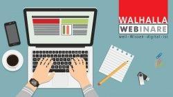 WALHALLA Webinare