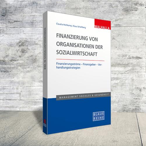 Cover Finanzierung von Organisationen der Sozialwirtschaft