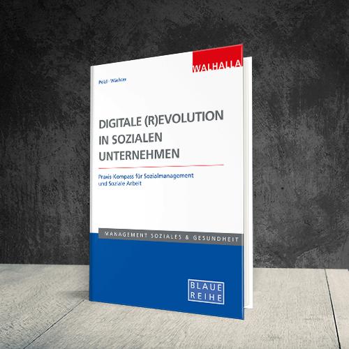 Produktabbildung Digitale (R)Evolution in Sozialen Unternehmen