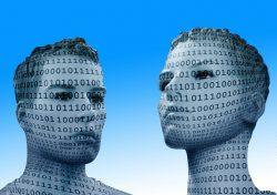 binary faces