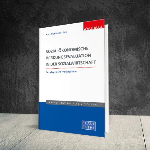 Coverabbildung Sozialökonomische Wirkungsevaluation in der Sozialwirtschaft