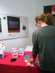 Walhalla Fachverlag beim Barcamp Soziale Innovation