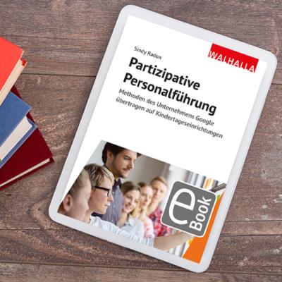 Coverabbildung Partizipative Personalführung