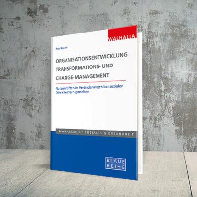 Coverabbildung Organisationsentwicklung, Transformations- und Change-Management