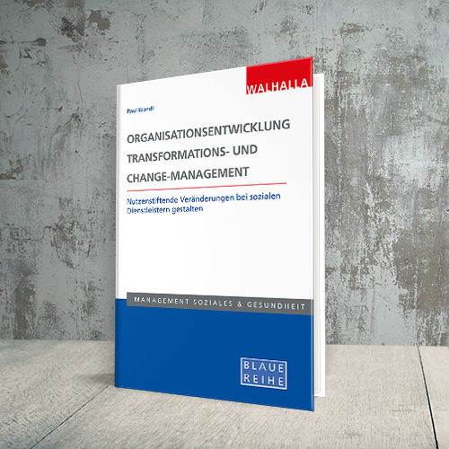 Coverabbildung Organisationsentwicklung, Transformations- und Change-Management